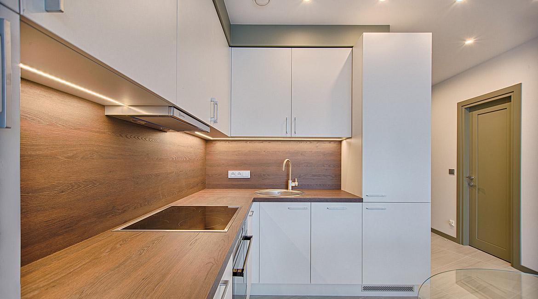 mimari Mutfak Dizaynı