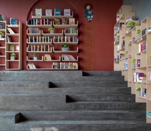 Kitap Odaları 4