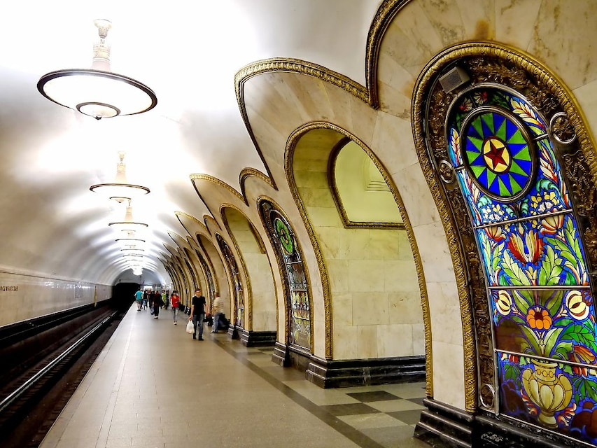 Moskova Metrosu 2