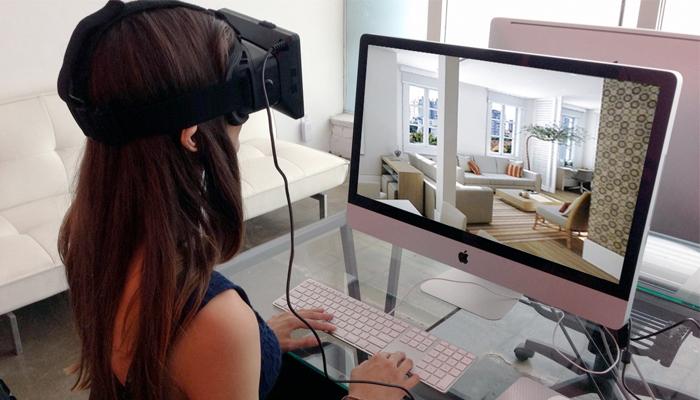 VR iç mimari
