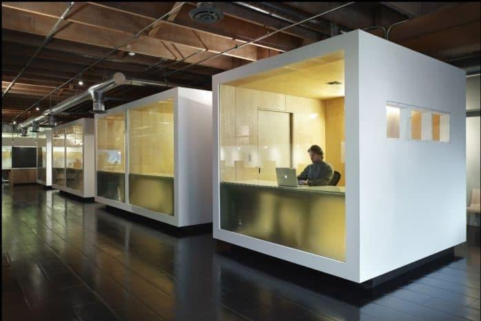 İlham Alınacak Ofis Tasarım Fikirleri